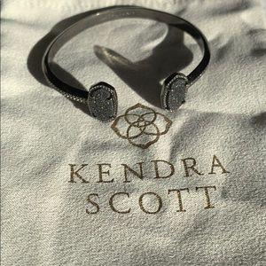 Kendra Scott Gunmetal Elton Bracelet ✨